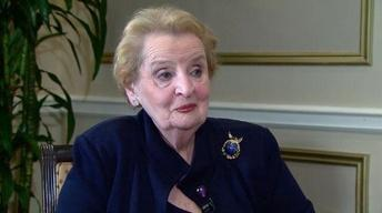 May 2, 2012 - Madeleine Albright