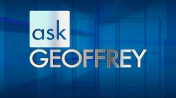 June 11, 2012 - Ask Geoffrey