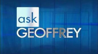 September 17, 2012 - Ask Geoffrey: 9/17