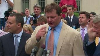 June 19, 2012 - Roger Clemens Verdict