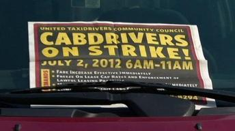 July 2, 2012 - New Chicago Cab Ordinance
