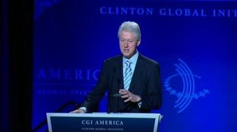 June 7, 2012 - Bill Clinton on Chicago's Economy