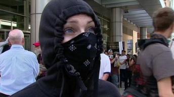 May 16, 2012 - Black Bloc