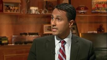 September 19, 2012 - Eboo Patel on the Promise of Interfaith