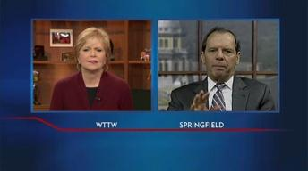 November 26, 2012 - Web Extra: Cullerton on Concealed Carry