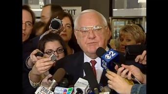 January 30, 2013 - Former Gov. George Ryan Out of Prison