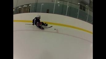 May 08, 2013 - Web Extra: Sled Hockey