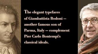 Bontempi and Bodoni