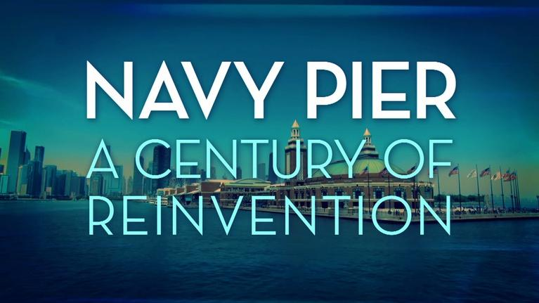 Chicago Tours with Geoffrey Baer: Navy Pier: A Century of Reinvention
