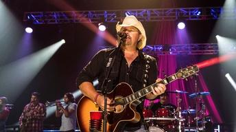 Toby Keith | 'Haven't Had a Drink All Day'