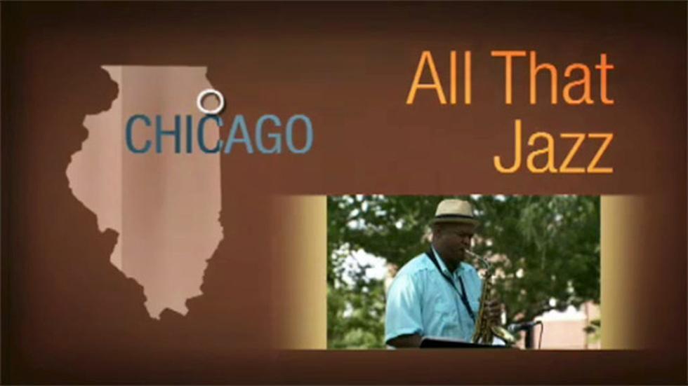 Arts Across Illinois: All That Jazz image
