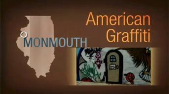 Arts Across Illinois: American Graffiti