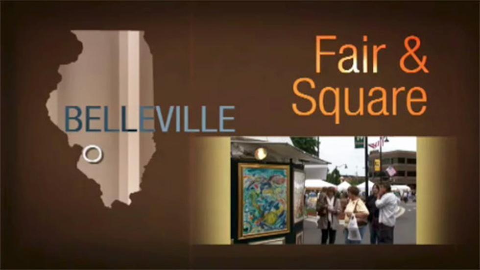 Arts Across Illinois: Fair & Square image