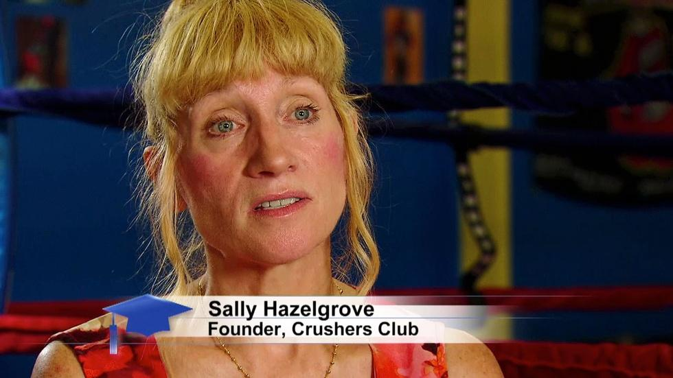 American Graduate Day 2015 | Sally Hazelgrove image