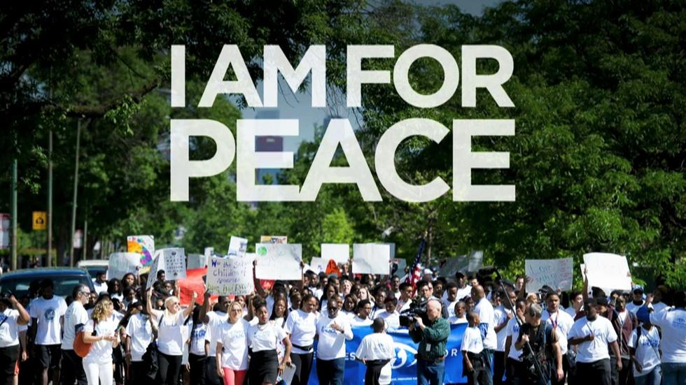 "American Graduate Day 2015 | ""I Am For Peace"" image"