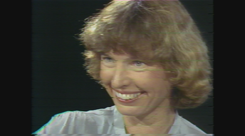 Race Car Driver Janet Guthrie Interview from 1979