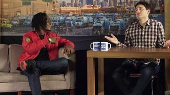 Malcolm London | The Interview Show