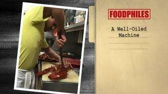 FOODPHILES: A Well-Oiled Machine