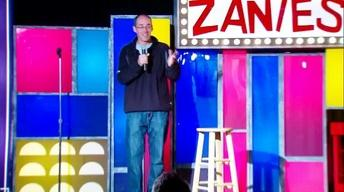 The Chicago Stand-Up Project: Episode 4 Preview: FR. TOM...