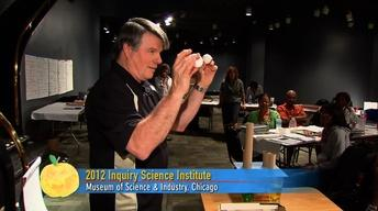 Inquiry Science Institute | Golden Apple 2012