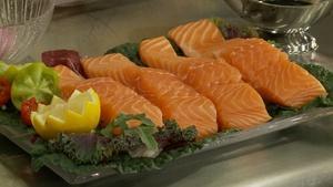 Charlotte Cooks Salmon