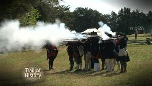 Trail of History - Fort Dobbs