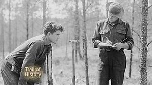 Trail of History - The CCC and WPA in the Carolina's