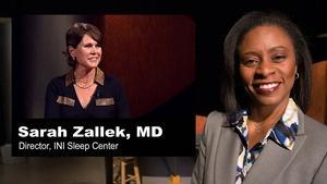 #204 - Sarah Zallek, MD - Director, INI Sleep Center