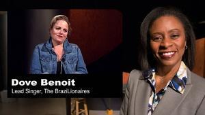 #205 - Dove Benoit - Lead Singer, The BraziLionaires