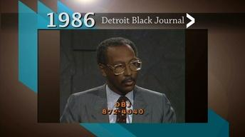 Detroit Black Journal Interview: Dave Bing