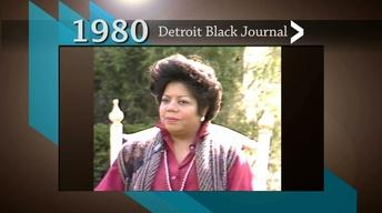 Detroit Black Journal Interview: Esther Gordy Edwards