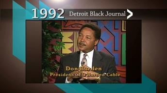Detroit Black Journal Interview: Don Barden