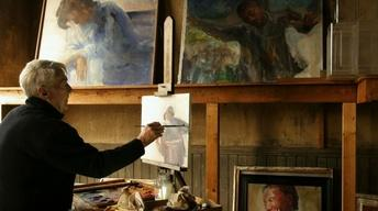 Poignant Painters