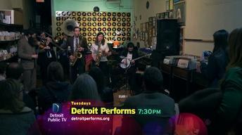 Detroit Performs Preview - 5/24/16