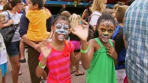 Fun at the Michigan State Fair!