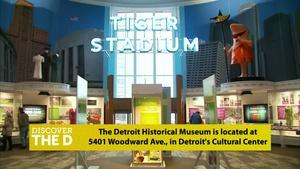 Adventure at the Detroit Historical Museum