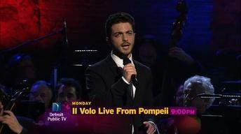 Il Volo - Live From Pompeii Preview
