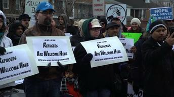 Hamtramck Rally to Protest President Trump