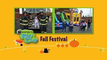 DPTV Kids Club Fall Festival