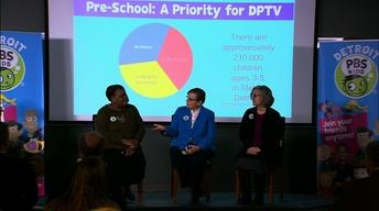 Detroit PBS KIDS Launch Event