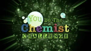 You Be the Chemist Challenge 2013