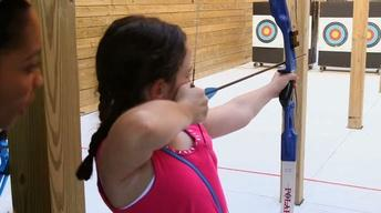 Archery at Farmington Hills' Heritage Park