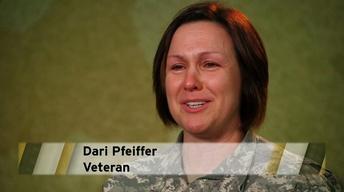 Stories of Service: Dari Pfeiffer