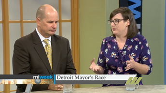 Detroit Mayoral Race; Benny Napoleon's running mate
