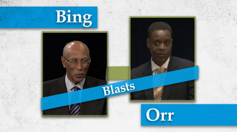 Mayor Bing Publicly Criticizes Kevyn Orr