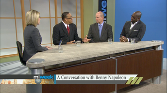 A Conversation with Benny Napoleon