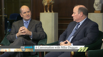 A Conversation with Mike Duggan