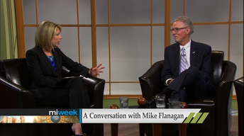 A Conversation with Mike Flanagan / Lansing Heats Up