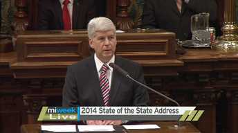 MiWeek Live: State of the State 2014 Coverage