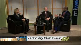 2014 Congressional Races / Minimum Wage Hike in Michigan